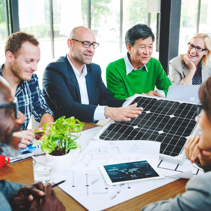 Caractéristiques de l'entrepreneuriat durable